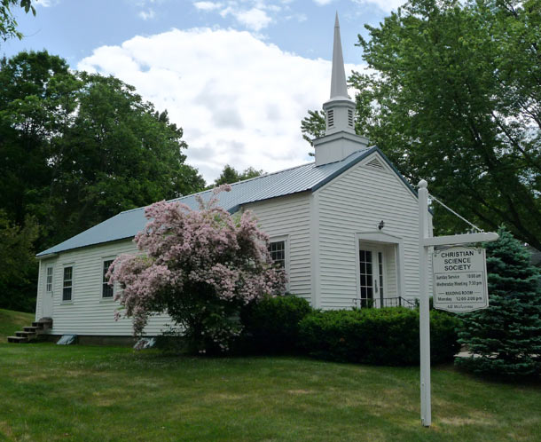 Christian Science Society, Plymouth, NH